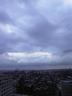 Clouds over Brooklyn around sunrise...