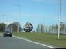 Along N7, Ireland - This is a large ball....
