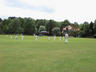 Farnham, England - A cricket match. I don't unders...