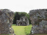 Farnham, England - The remains of an abbey that sh...