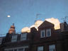 Clouds from Great Titchfield Street...