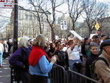 New York City, Anti-War Rally, Washington Square P...