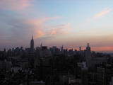 Northeast Blackout - Silent sunrise, New York City...
