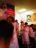 The Polyphonic Spree at Tower Records, NYC...