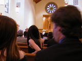 Wedding at Sacred Heart in Bloomfield Hills, MI...