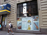 Beard Papa comes to Broadway and Astor Place...