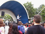 East River Music Project  concert - Ted Leo/RX...