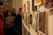 Artists Space   Night of 1,000 Drawings  benefit...