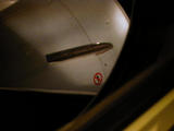AA YYZ -> LGA - This airplane engine actually has ...
