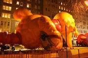 Macy's Thanksgiving Day Parade Balloon Inflation, ...
