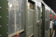 Nostalgia Train on the BMT Line, NYC Subway...