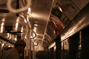 Nostalgia Train on the BMT Line, NYC Subway...