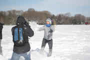 Guest photographer Karen captures the Central Park...