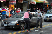 Idiotarod 2005, NYC...