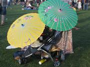 Coachella Music Festival 2005, Indio, CA...