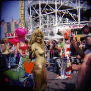 Coney Island Mermaid Parade 2005...