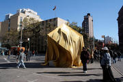 The Alamo returns to Astor Place, NYC...