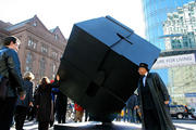 The Alamo returns to Astor Place, NYC - With Coope...