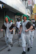 Idiotarod 2006, NYC...
